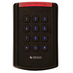 Idesco 8 CD 2.0 VM Pin Keypad Reader
