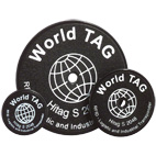 HID World Tag Hitag S256 20mm - 100 tags