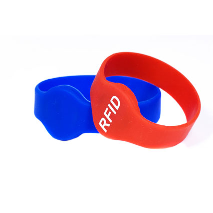 iDTRONIC Silicon Wristband MIFARE Ultralight® - 50 pcs